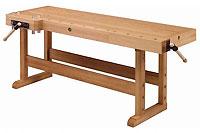 etabli de menuisier mod le 4 vente outillage bois ftfi. Black Bedroom Furniture Sets. Home Design Ideas