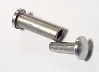 Rivets de coutellerie aluminium vente outillage bois - Rivet a frapper ...
