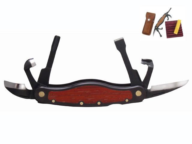 Agréable Couteau Pour Sculpter Le Bois #13: Couteau De Sculpture 6 Lames Carvin Jack ( Pour Droitier) ( Rupture De  Stock: Réappro En Cours )