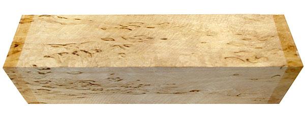 Carrelet de bois de bouleau madré 50 x 50 x 200mm Vente outillage bois FTFI # Bois De Bouleau Utilisation