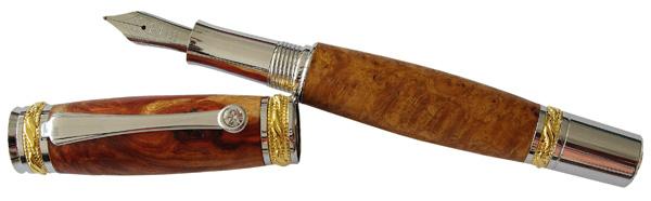 stylo plume de luxe