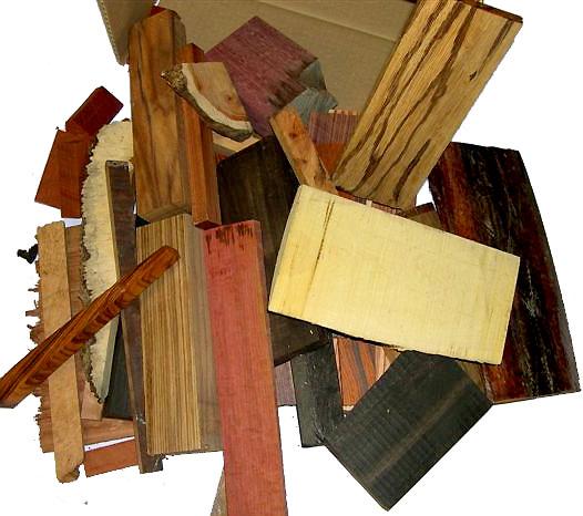 lot de 5 kg de bois pr cieux pour bijoux et incrustations vente outillage bois ftfi. Black Bedroom Furniture Sets. Home Design Ideas