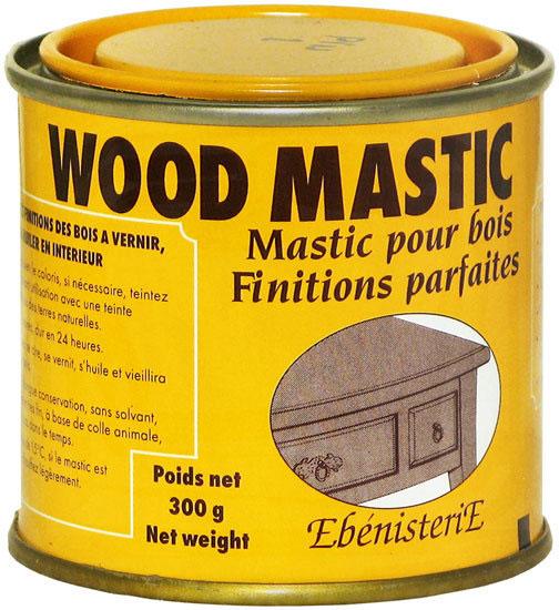 bo 238 te 300g mastic 224 bois noyer vente outillage bois ftfi